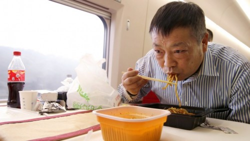 China's Growing Middle Class Lose Appetite for Instant Noodles, Preferring Healthier Meals Ordered O...