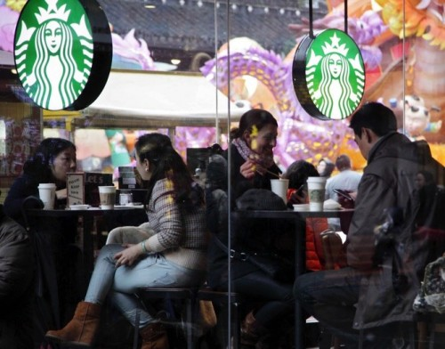 China Millennials Switch to Coffee as Starbucks Pushes East