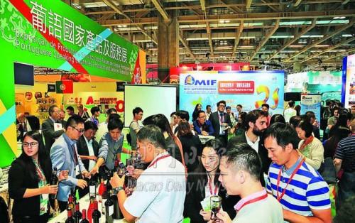 近五年澳展覽市場亞洲最出色