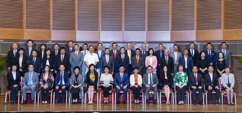 2018年5月3日召開旅遊發展委員會2018年第一次全會會議